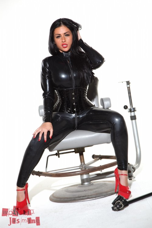 Jasmine jones latex
