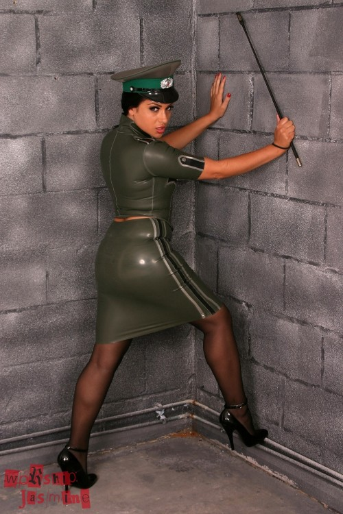 Jasmine Jones In Officer Jasmine - Picture 1
